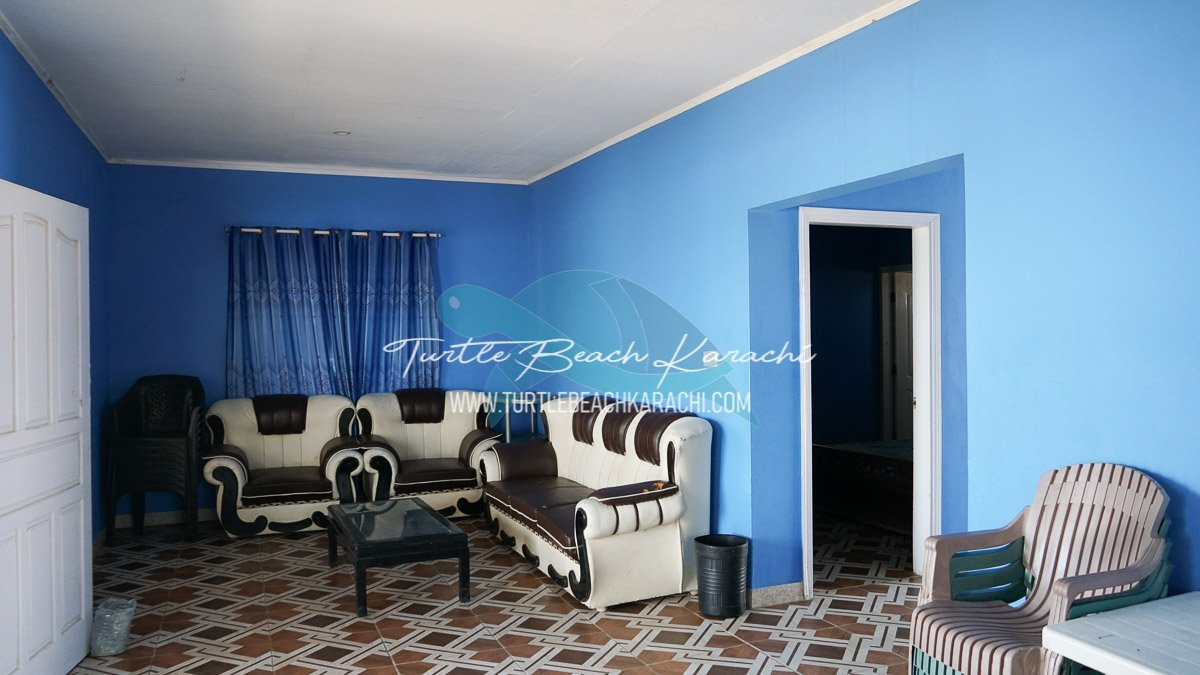Rent Beach Hut Turtle Beach Karachi - TB10