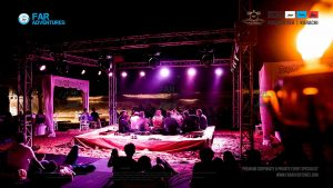 Beach Corporate and Family Qawali Night with Faraz Sabri