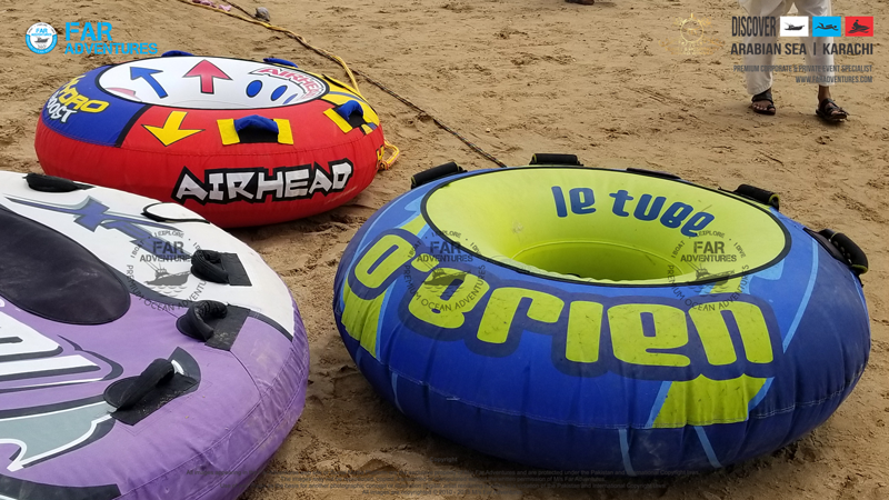 The Dual Watersport Donut Tube