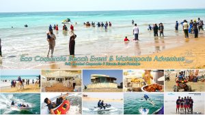 Eco Corporate Beach Event & Watersports Adventure