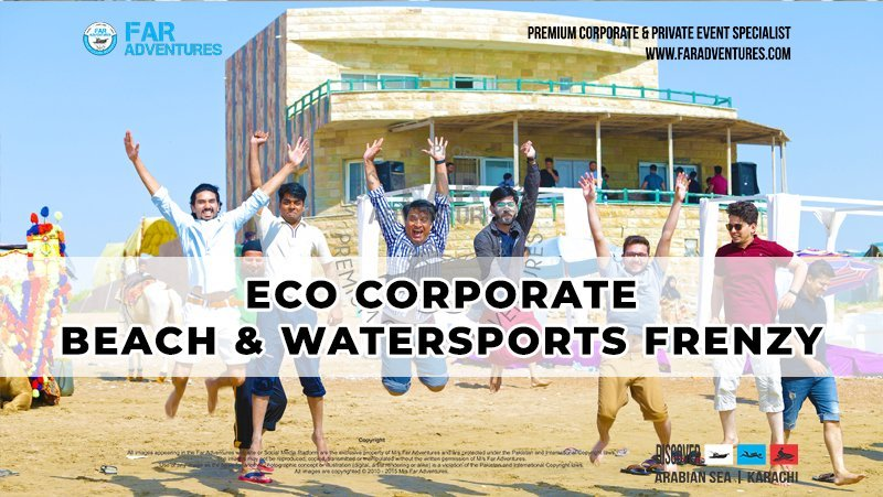 Eco Corporate Beach & Watersports Frenzy