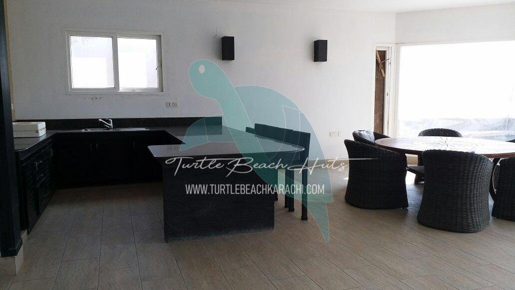 Turtle Beach Hut on Rent- TB4
