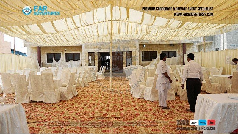 Event Decor | Eco Beach Event Setup