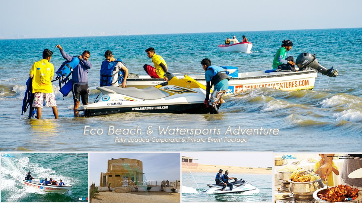 Eco Office Beach & Watersports Adventure