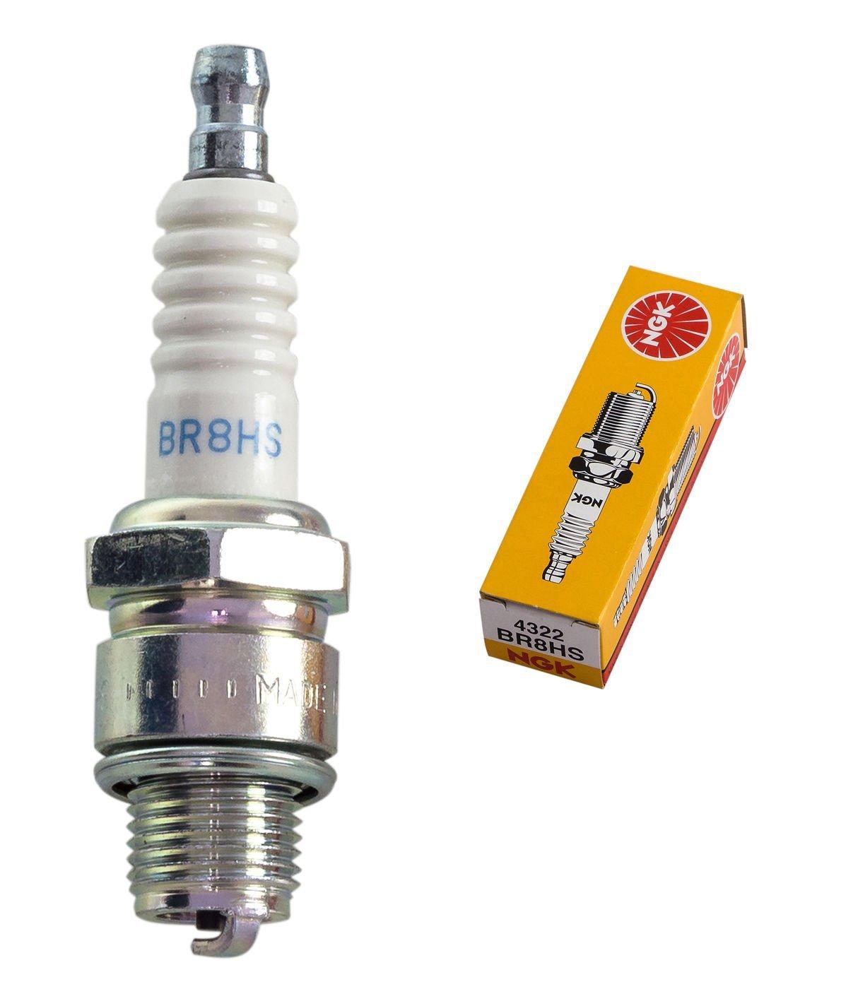 Spark Plug NGK-BR8HS-10-00 Yamaha Genuine Parts